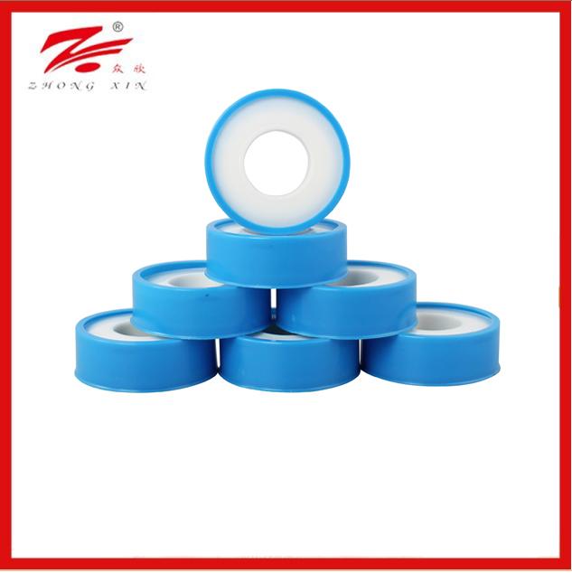 12mmx0.076mmx20mx0.2g/cm3 ptfe water pipe rolls