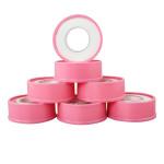 Maximum Density Pink PTFE Tape