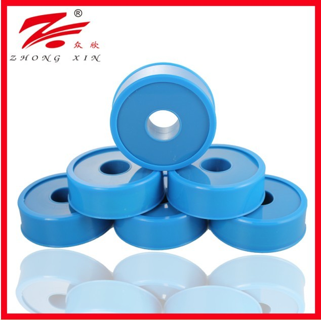 19mmx0.2mmx15mx0.2g/cm3 ptfe gasline sealing tape yellow