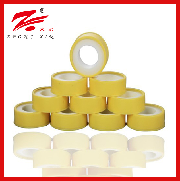 PTFE Plumber's Thread Tape of 100% pure