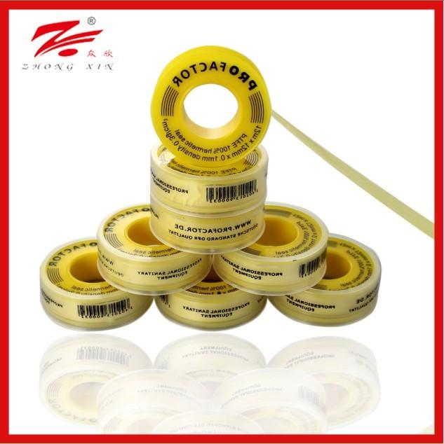 high density PTFE Polytetrafluoroethylene drinking water tape