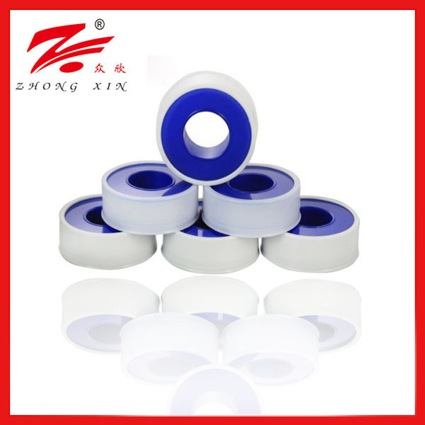 made in china white pipe fitting tape ptfe