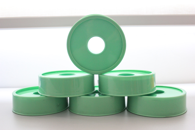plastic spools joint sealing tape for plumbing use