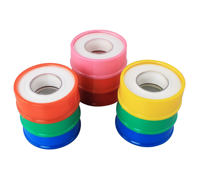 plumbing pipe joints thread sealing ptfe tape