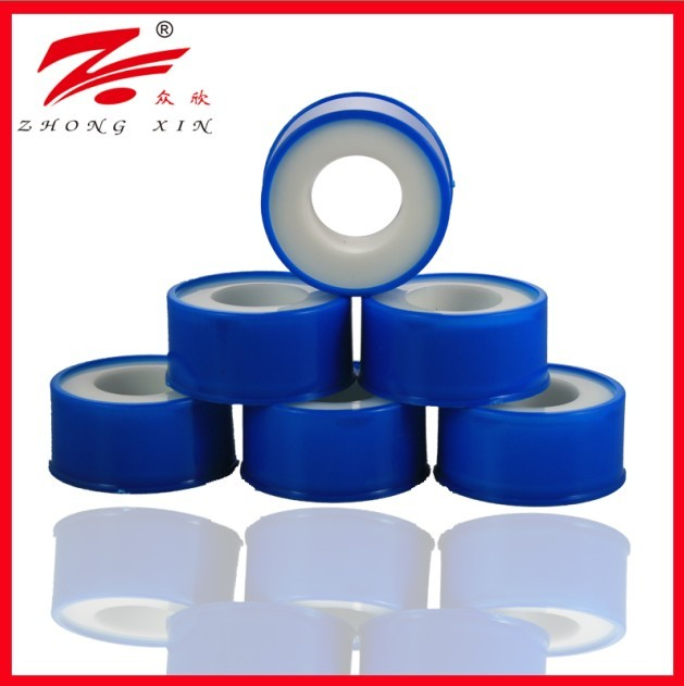 sealing plastic pipe white thread tape