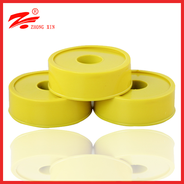 transparent spool and cover p.t.f.e tape for water seal