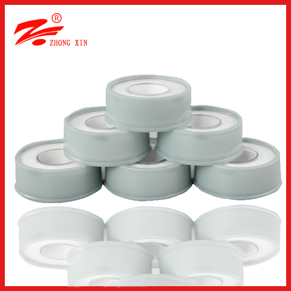transparent spool ptfe white pipe tape
