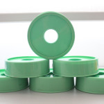 virgin transparent spool and cover ptfe tefflon tape