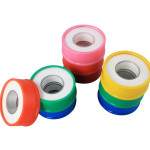 white ptfe pipe thread sealing tape